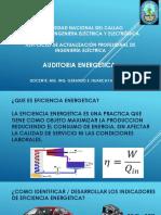 Presentación 3 Auditoria Energetica