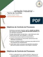 15 - Instrumentação Industrial - Controle de Processoshgefyqegoq8y2t9653rtw0wf