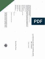 M. Gárate - La revolución capitalista de Chile [Prólogo + Introducción].pdf