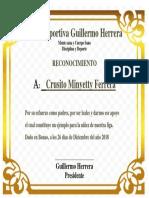 Liga Deportiva Guillermo Herrera, certificado de Crusito Minyetty Ferrera, padre.docx