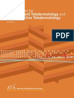 Quick Guide to Store Forward and Live Interactive Teledermatology for Referring Providers