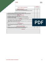 0200 Lista Control Cerámicas Revestimientos