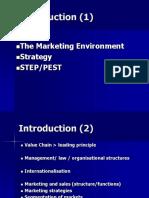 7802120 STEP Analysis Marketing Strategy