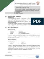 Memoria Descriptiva Modelo 03 Variacion A