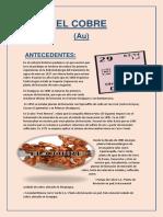 Informe Del Cobre