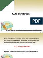 Ppt Azas Bernoulli