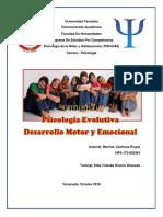 PSICOLOGIA DE LA NIÑEZ Y LA ADOLESCENCIA