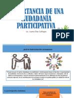 1. Importancia de Una Ciudadania Participativa [Reparado]