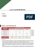 Leopold Modificado