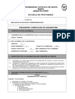 SILABUS DISEÑO CURRICULAR UNIVERSITARIO.doc