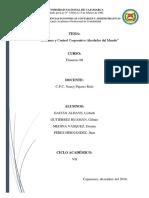 Gobierno y Control Corporativo - Grupo 9