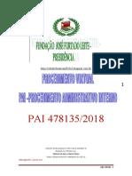 Prt 1.224.195 Relatório Final 2018 FUNDAÇÃO