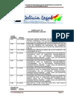 Actualizacion Normativa al 06 de Diciembre de 2018