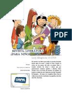 Tarea v de Didactica Especial de La Lengua Española