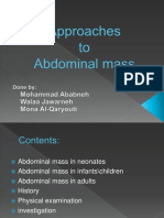 Approaches to Abdominal mass.pptx