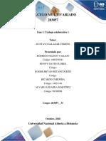 Grupo 203057 31 Trabajo Colaborativo 1