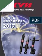 Kyb Shock Absorbers Rhd -2017