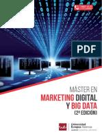 2062 Máster en Marketing Digital & Big Data