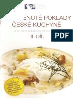 Pražský kulinářský institut - Zapomenuté poklady české kuchyně I
