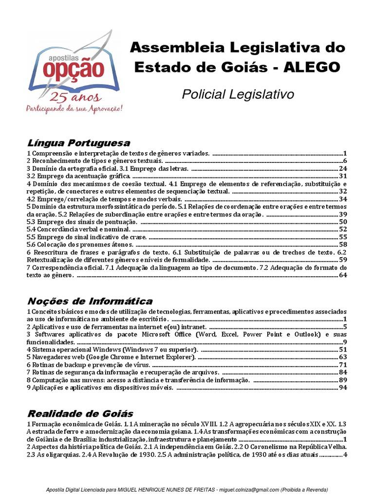 4a4e0cb96 APOSTILA ALEGO