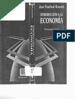 Introducción a La Economía, Rossetti