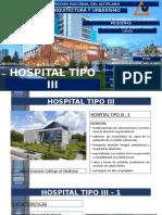 Hospital Tipo III