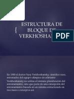 Estructura de Bloque de Verkhoshansky (1)