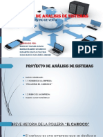 Proyecto de Analisis de Sistemas