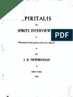 Spiritalis by John Ballou Newbrough
