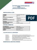 SILABO Ecuaciones.doc 2 09