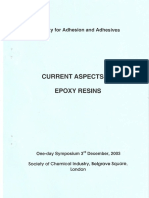 Coll. - Current Aspects of Epoxy Resins (2003, Society of Chemical Industry)