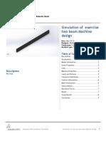 exercise two beam Machine design-Static 1-1.docx