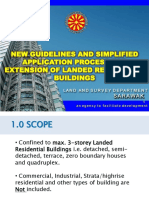 New Guidelines & Simplified Applctn Process for Extension of Landed Res Bldgs