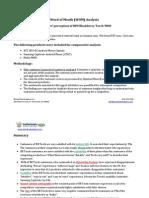 Blackberry Torch 9800 Customers's perception analysis (WOM)