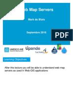Presentation-Web Map Servers