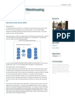 Operational Data Stores 01