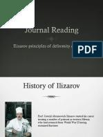 ppt Ilizarov