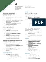 ism resume final - google docs
