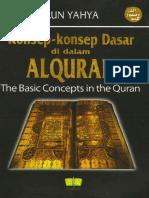 Konsep Konsep Dasar Di Dalam AlQuran