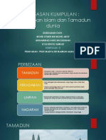 Adat vs Islam