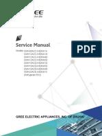 Gree Service Manuals