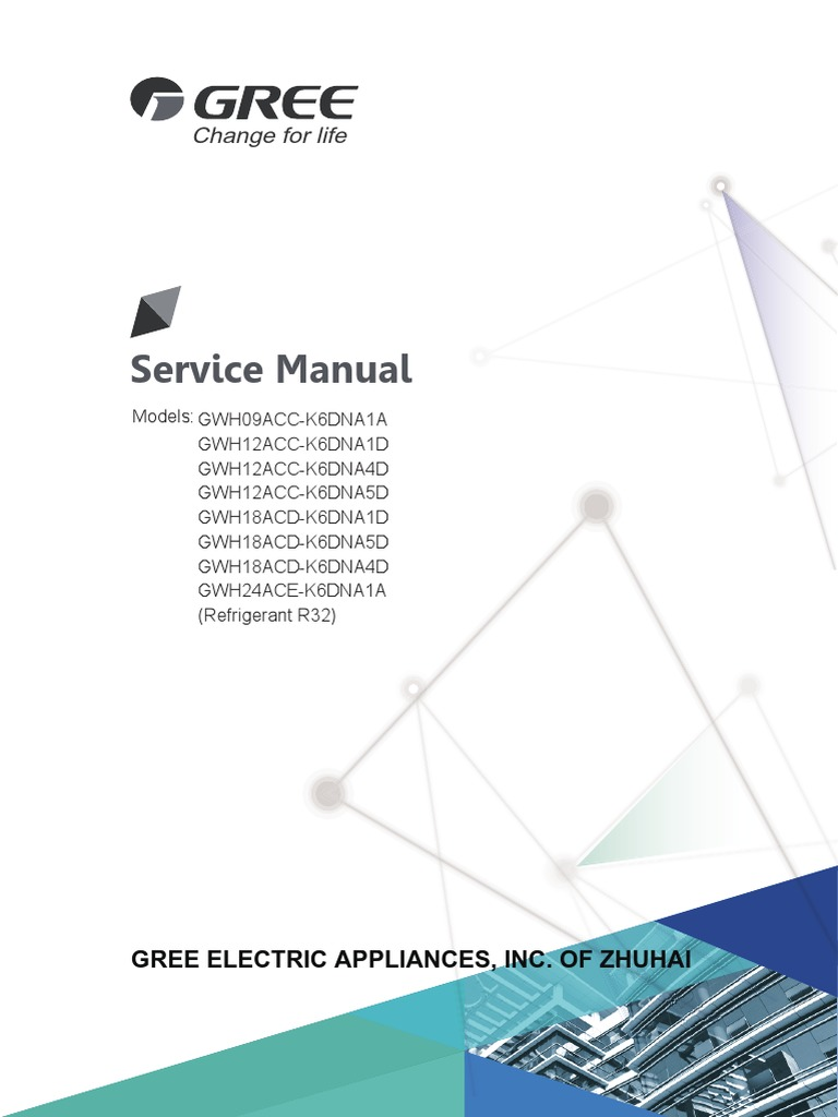 Gree Service Manuals | Air Conditioning | Capacitor