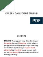 Epilepsi Dan Status Epilepsi