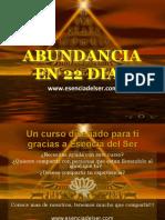 Curso Abundancia en 22 dias.pdf