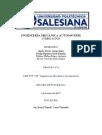 LUBRICACION INGENIERÍA-MECÁNICA-AUTOMOTRIZ