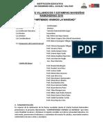 Proyecto de Villancicos y Estampas Navideñas Raimondinas 2018 - Copia