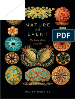 [Thought in the Act] Didier Debaise - Nature as Event_ the lure of the possible (2017, Duke University Press).pdf