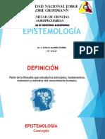 Clase 4 - Epistemología