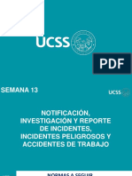 Investigaciòn de Accidentes