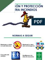 Prevención y Protección Contra Incendios - 1